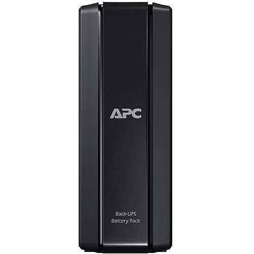 Click here to buy APC Back-UPS Pro 1500VA Uninterruptible Power Supply External Battery Pack for BR1500G Model UPS, BR24BPG by American Power Conversion.
