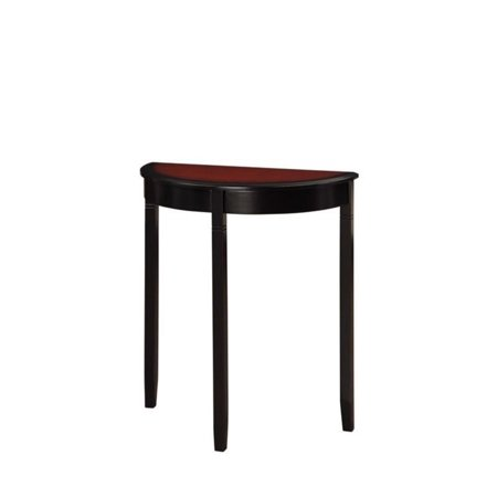 Phenomenal Riverbay Furniture Console Table In Black Cherry Interior Design Ideas Inesswwsoteloinfo