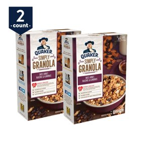 Quaker Old Fashioned Oats 64 Oz Bags 2 Count