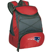 Picnic Time PTX Cooler, Red New England Patriots Digital Print