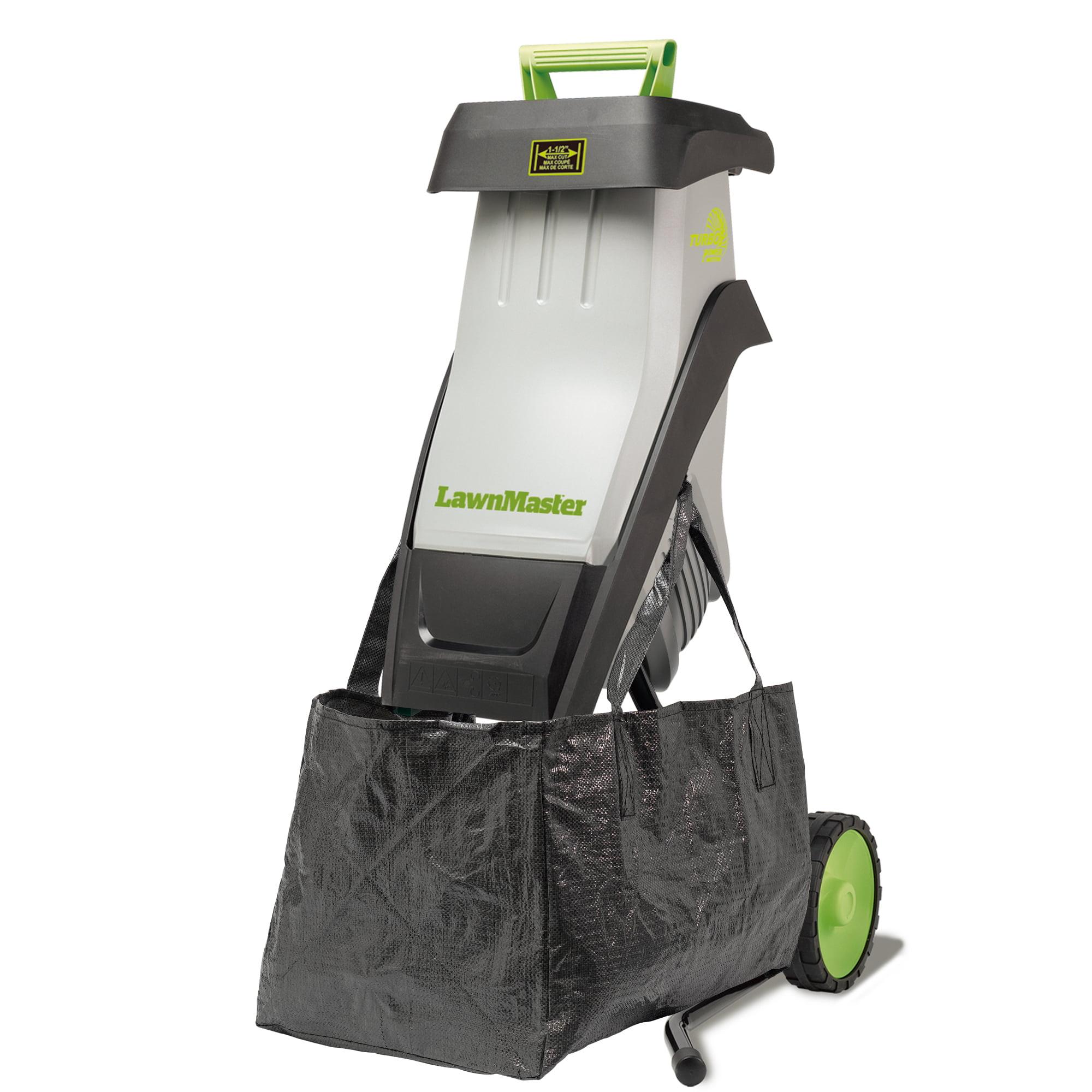 LawnMaster 15-Amp Chipper/Shredder - Walmart.com
