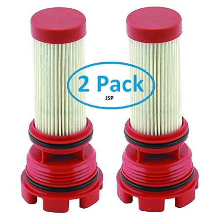 Mercury Verado Optimax 2 Pack Red Fuel Filter Replaces Mercury 35-884380t 35-8m0020349 Outboard 2 Stroke 4