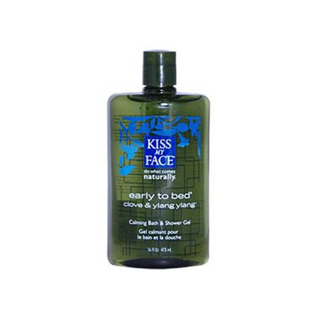 Kiss My Face Bath and Shower Gel Early to Bed Clove and Ylang Ylang - 16 fl oz - image 1 of 1