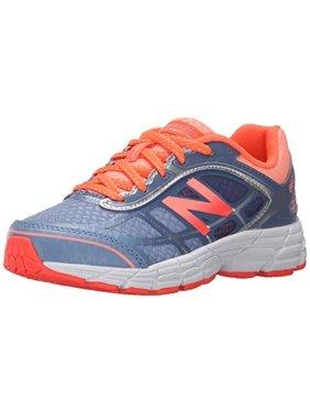 New Balance Girls' KL530 Classic Running Shoe Sneaker, Teal/Grey, 4.5 M US Big Kid