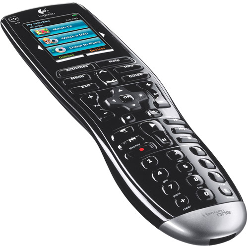 Logitech harmony one universal remote with color touch sc...