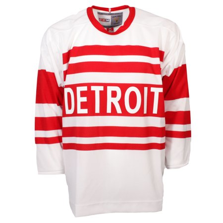 0e72bbeaf Detroit Red Wings Vintage Replica Jersey 1992 (Alternate) - CCM - image 1  of ...