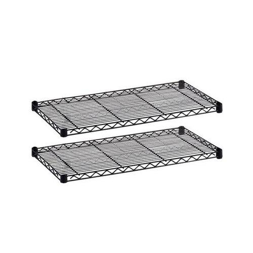 Safco Industrial Wire Extra Shelve SAF5287BL