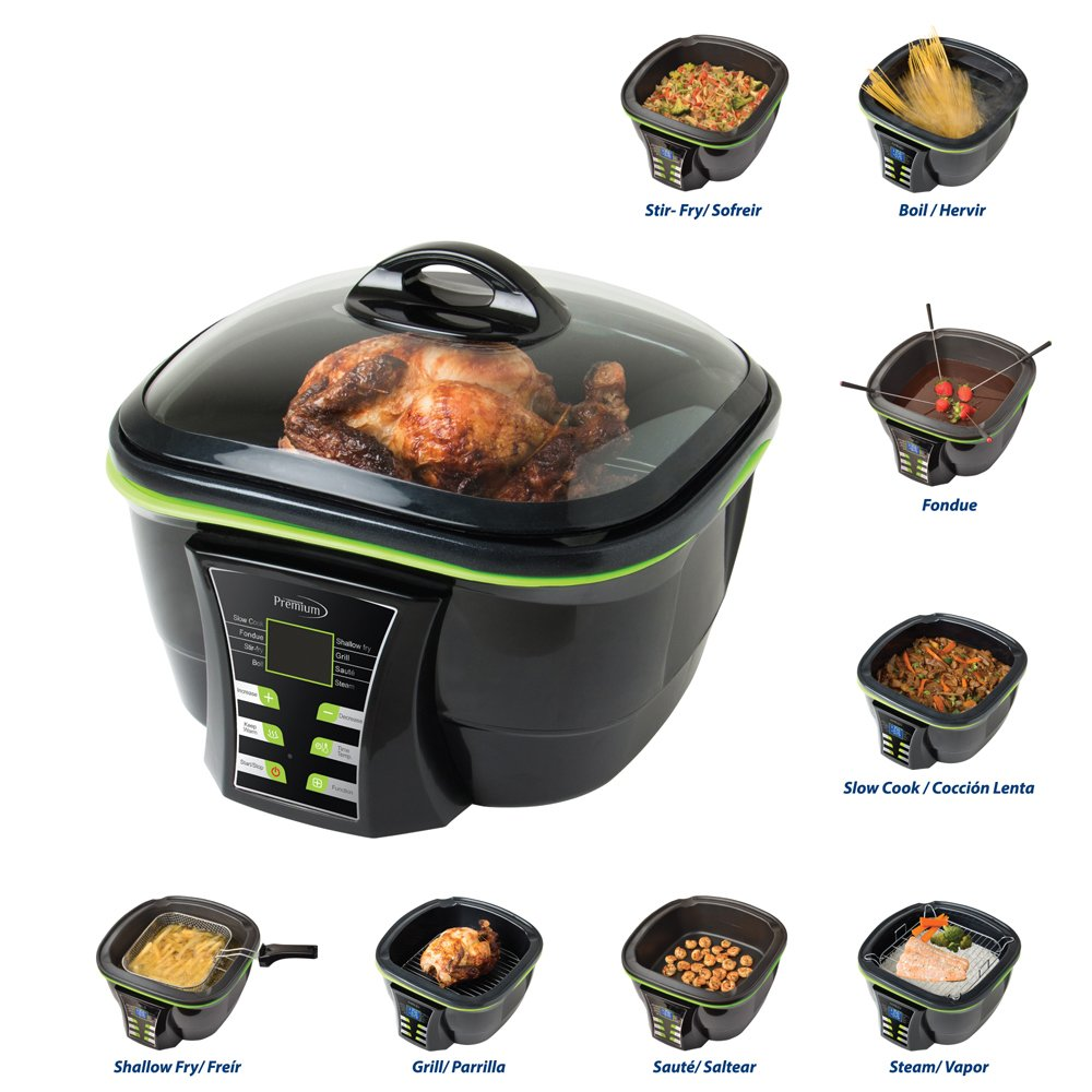 Premium PMU811D Magic Cooker 1500w