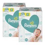 Pampers Baby Wipes Sensitive 16X Refill (Tub Not Included) 1,152 Count