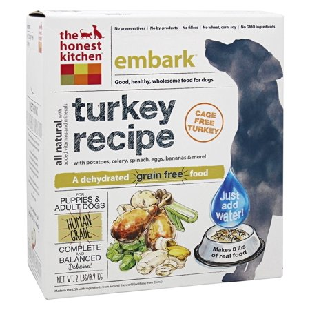 The honest kitchen embark all natural grain free dog for All natural pet cuisine