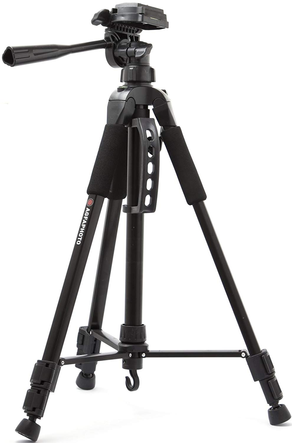 AGFA 60-Inch Photo Video Professional Tripod with Carrying Case by Agfa