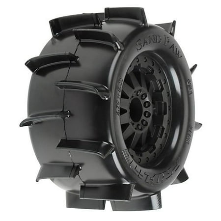 Sand Paw 2.8, TRA Bead, Mnt F11 Blk Whl: JATO,NST Multi-Colored ()