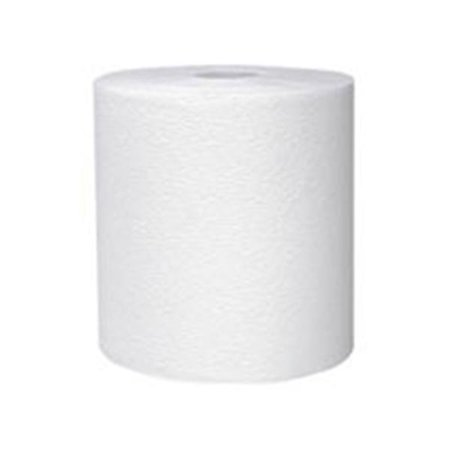 Kleenex White Hard Roll - WP000-PT 1080 1080 Towel Hard Roll Kleenex 8