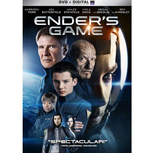 Ender's Game (DVD + Digital Copy) (With INSTAWATCH) (Widescreen)