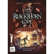 Der Blackthorn-Code – Die schwarze Gefahr - eBook