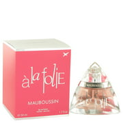 Mauboussin Mauboussin A La Folie Eau De Parfum Spray for Women 1.7 oz