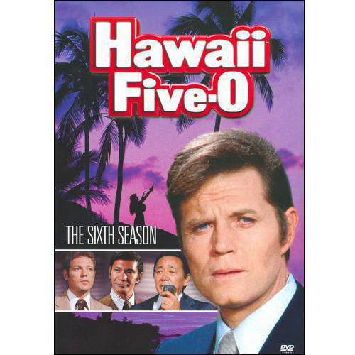 HAWAII FIVE O-6TH SEASON COMPLETE (DVD/6DISCS)
