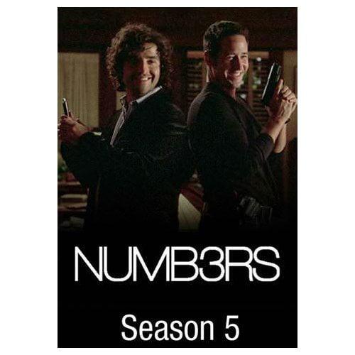 Numb3rs: Season 5 (2008)