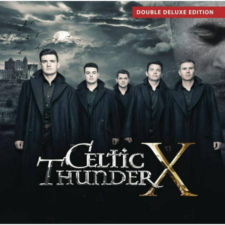 Celtic Blessing Music (Celtic Thunder X (CD) )