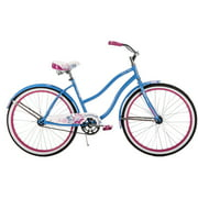 "26"" Huffy Women's Cranbrook Cruiser Bike, Ocean Blue"