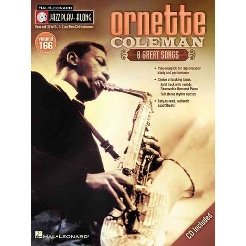 Ornette Coleman: For B Flat, E Flat, C and Bass Clef Instruments