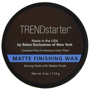 TRENDstarter Matte Finishing Wax