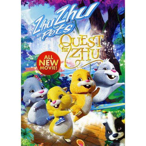 ZhuZhu Pets: Quest For Zhu (Anamorphic Widescreen)