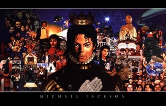 C MICHAEL JACKSON PRINT Choose Size /& Media Type Canvas or Poster