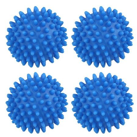 - Pack of 4 Multi Tumble Dryer Clothes Softener Washing Machine Balls Clothes Softner Balls