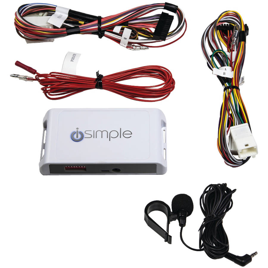 iSimple Isgm751 CarConnect 3000 Smartphone Interface (for Select 2006-2014 GM LAN)