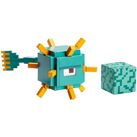 Minecraft Swimming Guardian