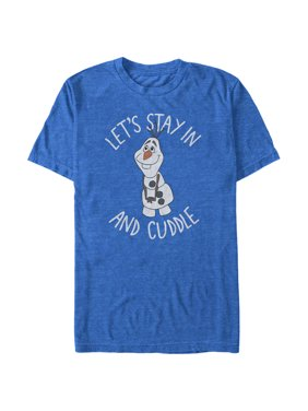 Frozen Men's Olaf Cuddle T-Shirt