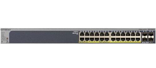 Netgear GS728TP-100NAS Prosafe 24 Port Gigabit Switch by NETGEAR