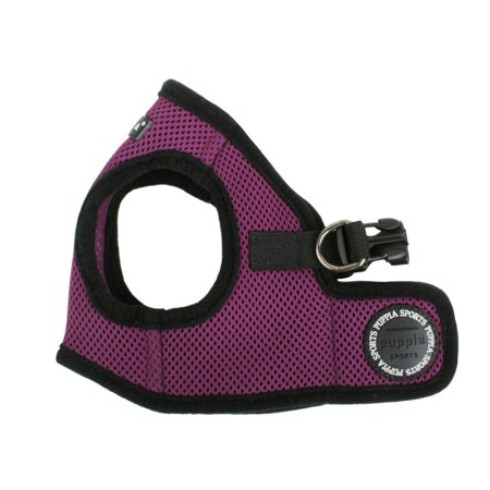 Step-In Soft Vest Dog Harness - Purple - MD (14.5