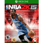 NBA 2K15 (Xbox One) - Pre-Owned