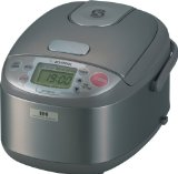 Zojirushi NP-GBC05 Zojirushi Induction Heating System 3 Cup Rice Cooker & Warmer