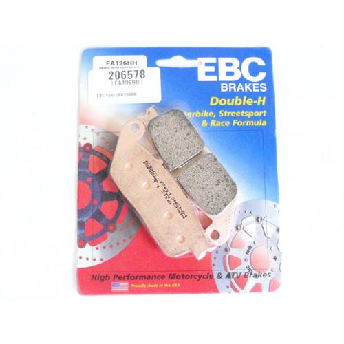 EBC Double-H Sintered Brake Pads Front Fits 94-07 Honda VT600C Shadow VLX