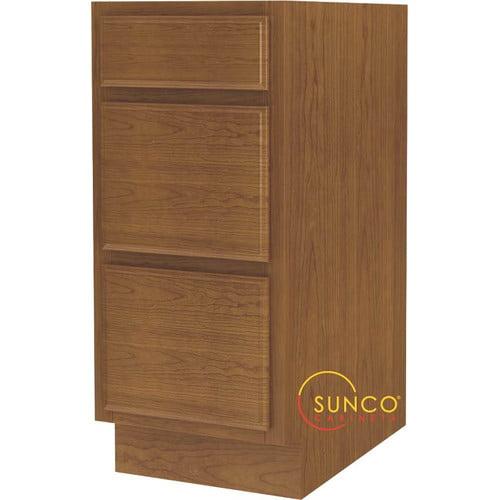 Sunco Inc. 35.8'' x 15'' Kitchen Base Cabinet