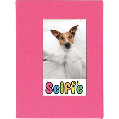 Skutr Selfie Photo Album for Instax Photos - Small (Pink) ()
