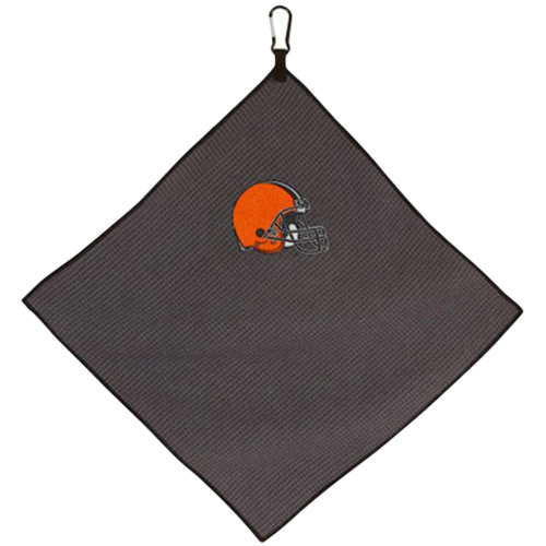 "Cleveland Browns 15"" x 15"" Microfiber Golf Towel - No Size"