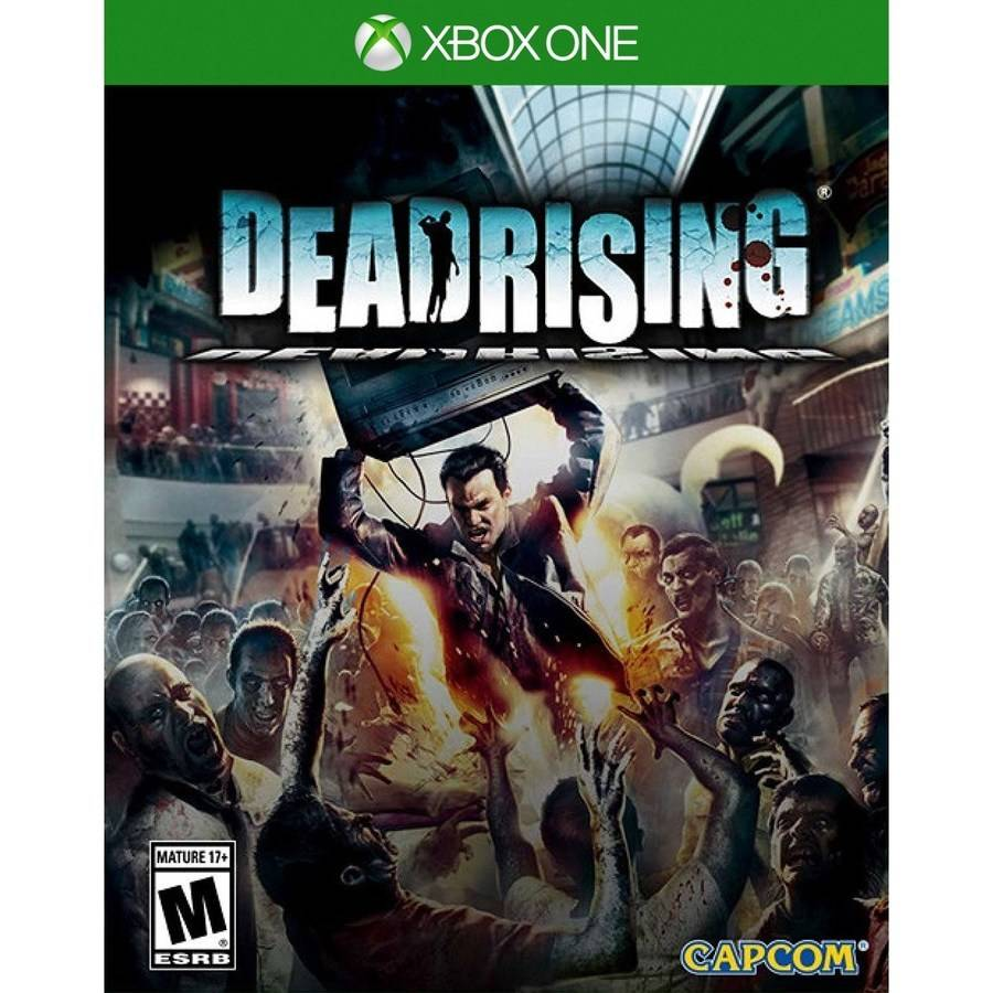 Dead Rising HD - Pre-Owned (Xbox One)