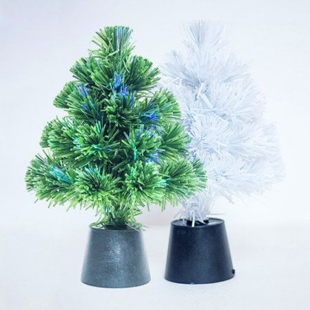 Mini USB Fiber Christmas Tree Christmas Decoration 30cmPVC ...