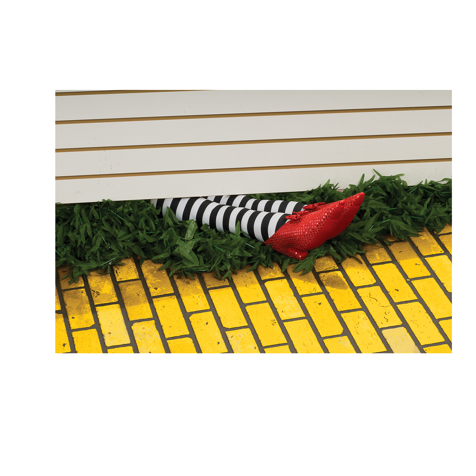 Wicked Witch 18 inch Legs Wizard of Oz Prop R9166