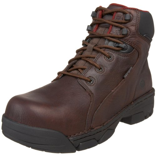 Wolverine Men's W02376 Falcon Boot, Brown, 8 M US