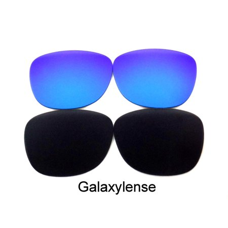 Galaxy Replacement Lenses for Ray Ban Ray_Ban_RB2140 Black & Blue Color  100% (Wayfarer Rb2140 Replacement Lenses)