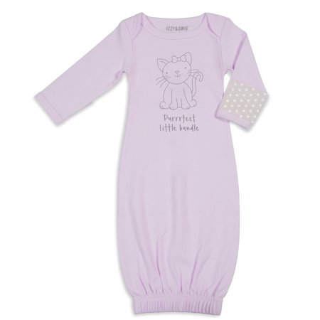 0eef3797e214 Izzy   Owie - Purrrfect Little Bundle - Purple Kitty Soft Newborn 0 ...