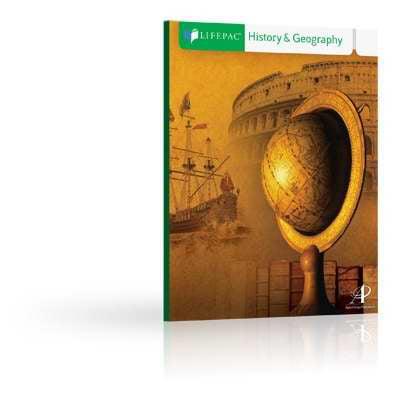 Lifepac-History Curriculum (10 Bks) (Grade  4) Grade Lifepac History Unit