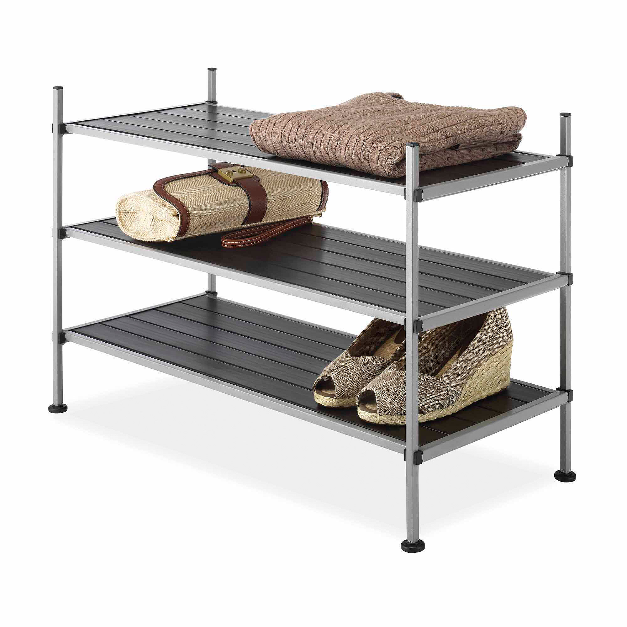 Whitmor 3-Tier Storage Shelves by Whitmor Inc