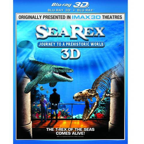 Sea Rex 3D (Blu-ray) (Widescreen)