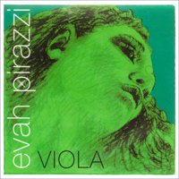 """Pirastro Evah Pirazzi up to 16.5"""" Viola G String Thin Silver-Synthetic"""